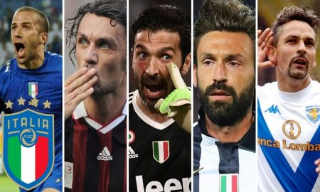 10 Of The Best Italian Football Players In History