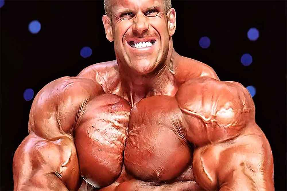 Jay Cutler bodybuilding champ and Mr Olympia