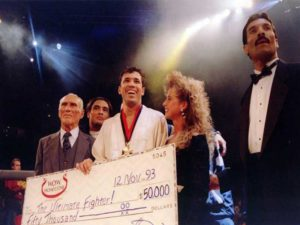 Royce Gracie UFC