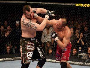 Randy Coutour vs Tim Sylvia
