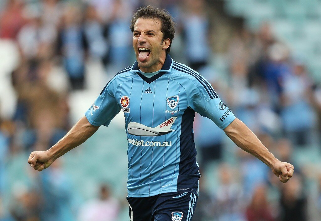 Del Piero Sydney FC
