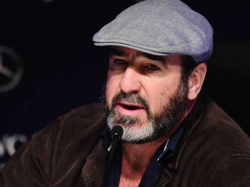 Eric Cantona Acting