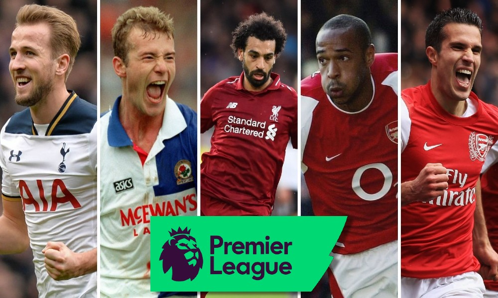 Players Who Scored The Most Goals In A Premier League Season