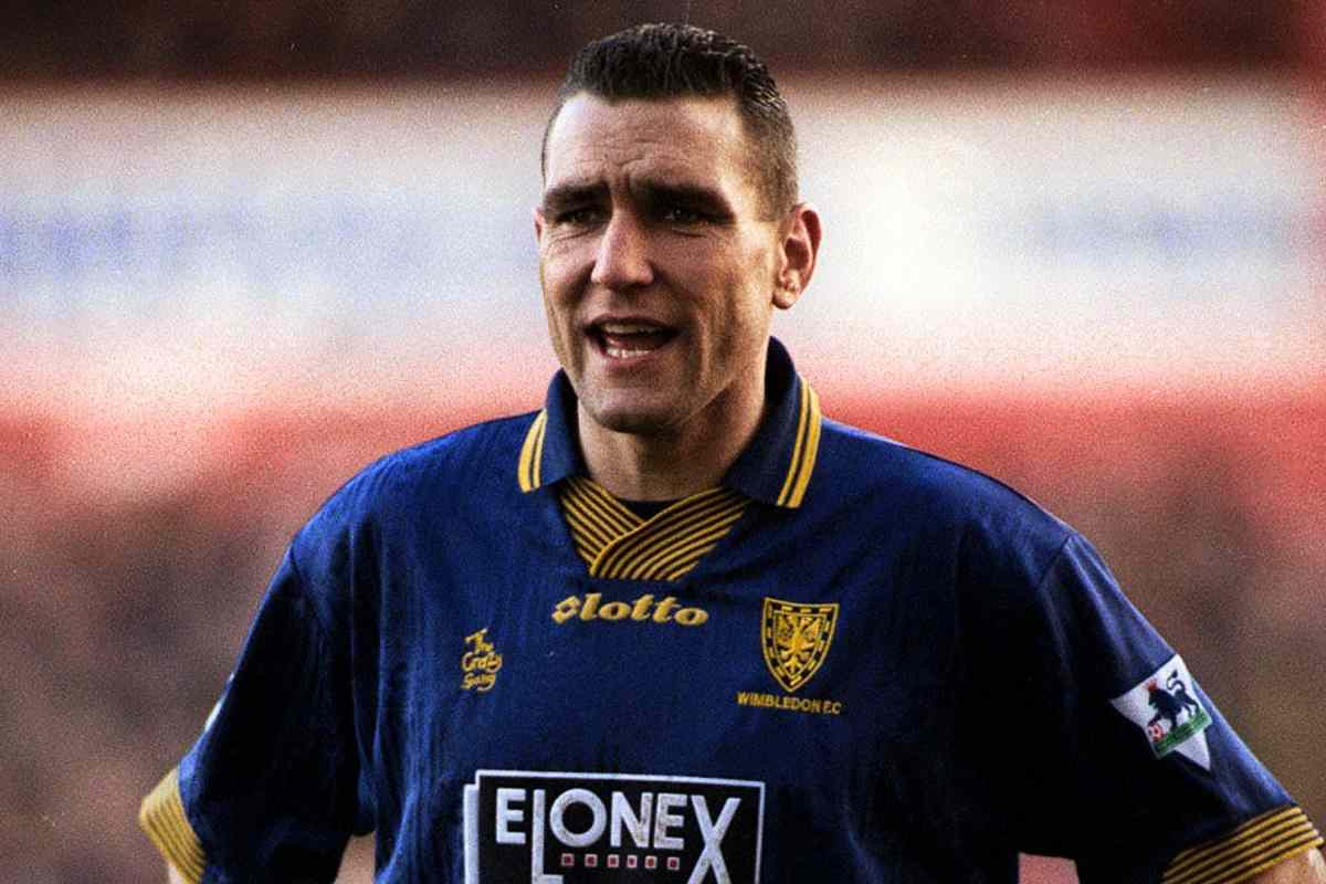 Vinnie Jones Football Player