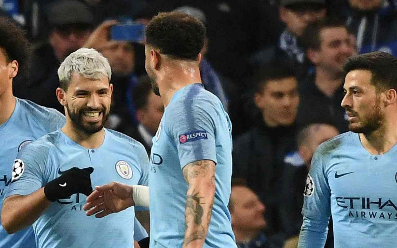 Man City Salaries & Player Wages