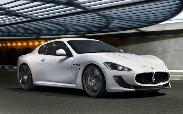 Messi Cars Maserati