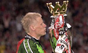 Peter Schmeichel - Man United Goalkeeper