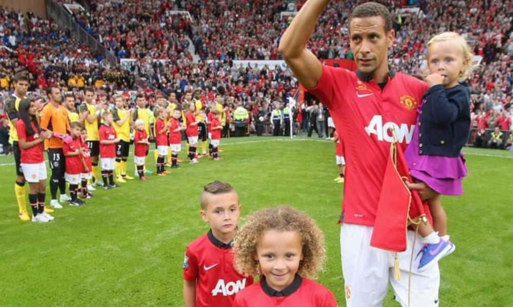 Rio Ferdinand Kids