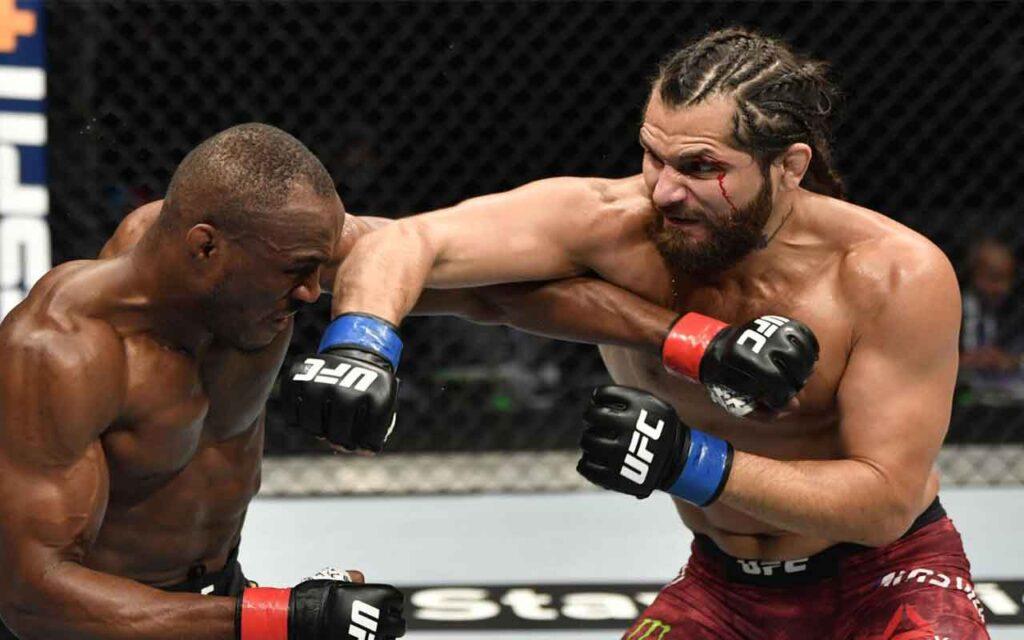 Jorge Masvidal UFC Records